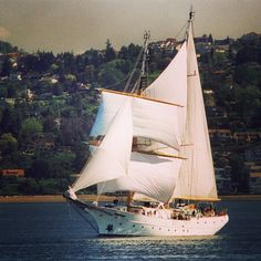 Happy Birthday to #robertcseamans! She turned 14 this week. #tbt #SEASemester #studyabroad #sailing