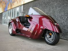 lee bobo's last toy Stallion Trike Concept Motorcycles, Used Motorcycles, Weird Cars, Cool Cars, 3 Wheel Motorcycle, Scooters, Custom Trikes, Reverse Trike, Custom Cycles