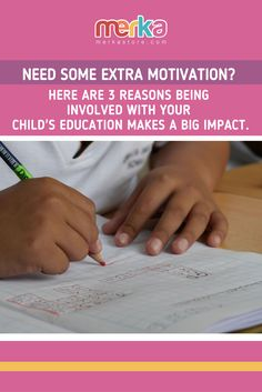 Need Some Extra Motivation? Here are 3 Reasons Being Involved with Your Child's Education Makes a Big Impact. Private School, Public School, Toddler Learning, Kids Education, Your Child, Gifts For Kids, Periodic Table, Homeschool, Classroom