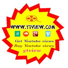 buy youtube views -http://www.ytview.com/