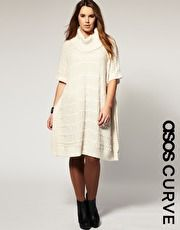 sweater dress! crave.