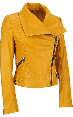 Black Rivet Distressed Lamb Moto Jacket - Wilsons Leather