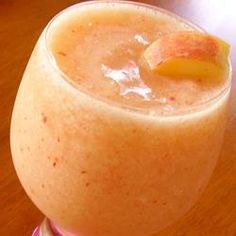 """Grandmother's Peach Fuzz 