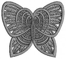 Butterfly Lace free embroidery designs machine embroidery designs