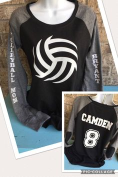 Volleyball Mom Shirt Volleyball shirt Volleyball Laces Shirt Name and Number on back volleyball mom shirt Runs Small Volleyball Team Shirts, Volleyball Party, Volleyball Designs, Volleyball Outfits, Volleyball Shorts, Volleyball Mom, Coaching Volleyball, Volleyball Players, Sports Shirts