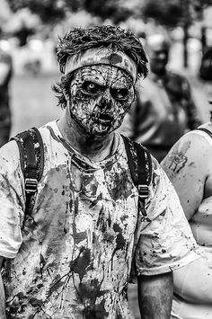 Zombie Walk Alternative  #zombie