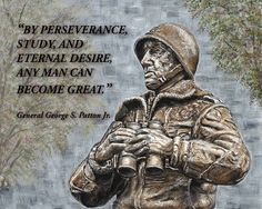 Patton quotes George Patton, Warrior Spirit, The Right Stuff, Alpha Male, God Of War, Guys Be Like, Real Man, A Good Man, Inspirational Quotes