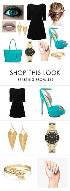 """""""for a meeting, elegant #5"""" by styleinfinity-1 ❤ liked on Polyvore featuring Dolce&Gabbana, ALDO, Panacea, Marc by Marc Jacobs, Bling Jewelry and Michael Kors"""