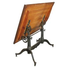 Antique American Drafting Table 1