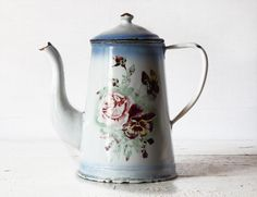 french teapots | Vintage French teapot.