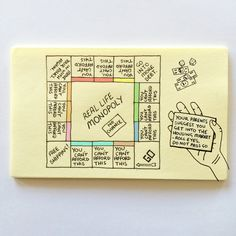 chaz hutton - Real Life Monopoly