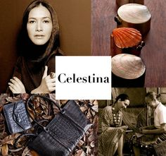 Before launching her much-copied and high-coveted handbags, Celestina (Tina to her friends) Maristela Ocampo was a model turned retail entrepreneur in the Philippines. Known for her incredible personal style—she's graced magazine covers and made many best-dressed lists in the Philippines—it was inevitable that she parlayed her immaculate taste into a fashion line. Thus, saw the birth of Celestina.