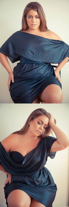 vestidos para gordinhas #plussize #plus-size #curves #gordinhas ----------------------------------------- http://www.vestidosonline.com.br/modelos-de-vestidos/vestidos-gordinhas