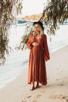 Moda Boho, Piece Of Clothing, Burnt Orange, Vintage, Closet, Photography, Long Dresses, Princesses, Style