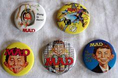 MAD Magazine pins - Bing Images