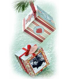 Photo Memory Cube Ornament Joann.com