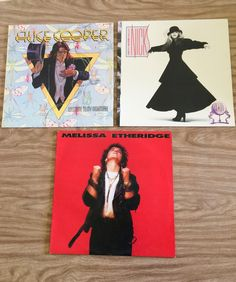 My Vintage Childhood: Finds: Vintage vinyl and rocking it with my trio.....