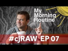 Morning Routine - 6 Things to Start Any Day | Chase Jarvis Blog | #1. Sleep #3. Meditate #4. Gratitude and/or Visualization