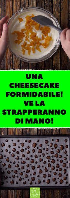 Una cheesecake formidabile! Ve la strapperanno di mano! Questa ricetta cheesecake con note di arancia e cioccolato ha una delle decorazioni torte più selvagge! #arancia #cioccolato #decorazioni #torte #ricetta #cheesecake #leopardata #tortadicompleanno