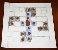 Hnefatfl, or Viking chess