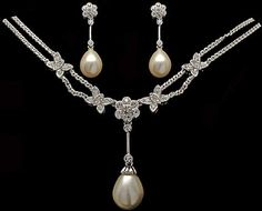 Affordable and Beautiful Bridal Jewelry Set