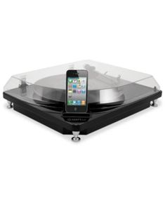 Turntable Conversion System For Ipad, Iphone & Ipod Touch