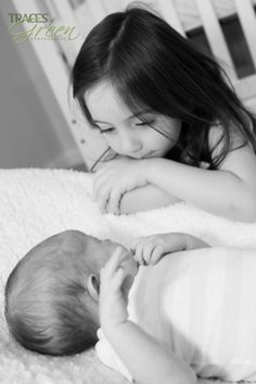 Newborn Photo, would be cute with Mom or Dad as well