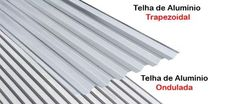 Telhas de Alumínio 4 Preço das Telhas de Alumínio