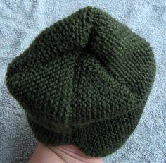Ulla - Mummojemme neuleet - Siksakmyssy Knitted Hats, Pearl, Knitting, Bead, Tricot, Breien, Stricken, Weaving, Knits