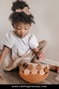 This montessori-inspired toy promotes learning through play for toddlers and preschoolers. These are the best wooden toys for boy and girl birthday gifts! Childrens Gifts, Toddler Gifts, Gifts For Kids, Toys For Boys, Kids Toys, Birthday Gifts For Girls, Girl Birthday, Creating Keepsakes, Wood Home Decor