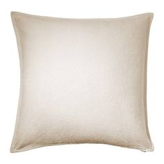 JOFRID Cushion cover IKEA The cushion is ideal to use when you read in bed as it covers your entire back. The zipper makes the cover easy to remove. Cushion Pads, Cushion Covers, Bed Pillows, Cushions, Bed Linens, Mansion Bedroom, Bed Sets For Sale, Grey Comforter, Recycling Facility