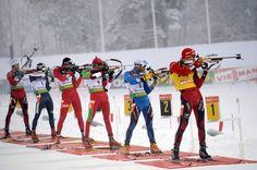 Karin Oberhofer è seconda nella sprint di Hochfilzen vinta da Kaisa Mäkäräinen!