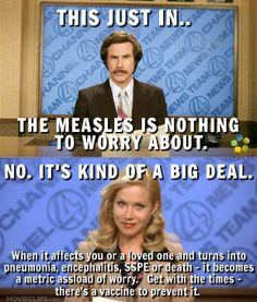Refutations to Anti-Vaccine Memes