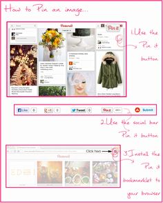 How to use Pinterest and get the best out of it // Pinterest (for everyone) Part 2
