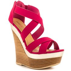 Hollyn - Coral JustFab $54.99