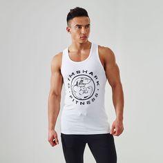Gymshark Fitness Tank Top - White