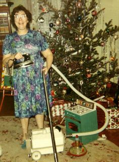 Christmas-1966..Happy, happy..Joy, joy.