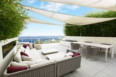 Luxury real estate in Monaco Monaco - Penthouse for Annual Rent overlooking the Monte-Carlo Casino - JamesEdition