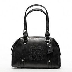 AUDREY LEATHER SMALL BAG