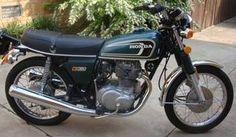 My 1st Honda Motorcycle 1974 CB360KO