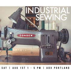 Industrial Sewing ADX