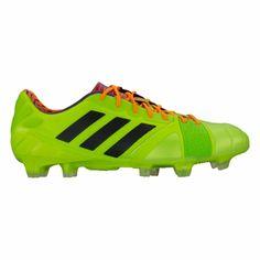 eec7e85d306 adidas Nitrocharge 1.0 TRX FG Samba Pack Soccer Cleats - Solar Slime Soccer  Shoes