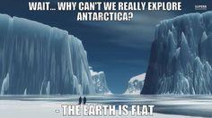 Výsledek obrázku pro scope flat earth                                                                                                                                                                                 More