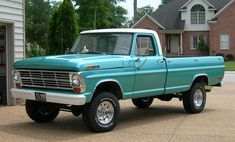 1968 Ford 4X4