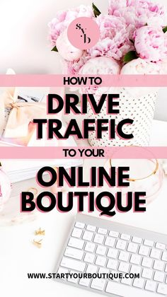Starting An Online Boutique, Selling Online, Small Business Marketing, Marketing Plan, Boutique Ideas, Starting Your Own Business, Pinterest Marketing, Business Fashion