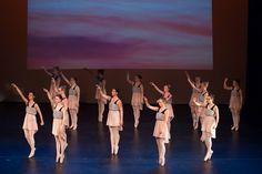 Ik heb 15 jaar op ballet gezeten in de selectiegroep.