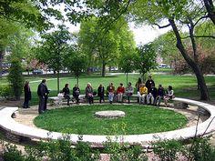 Columbus Park, Jens Jensen