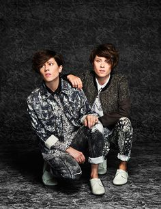 Tegan and Sara, Yes Please!