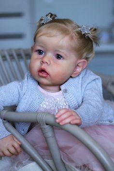 Reborn Baby Dolls Twins, Reborn Child, Bb Reborn, Real Baby Dolls, Reborn Doll Kits, Realistic Baby Dolls, Cute Baby Dolls, Cute Babies, Reborn Silicone