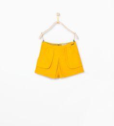 Imagem 1 de Saia-calça bolsos da Zara